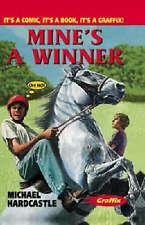 Mine's a Winner (Graffix), New, Hardcastle, Michael Book