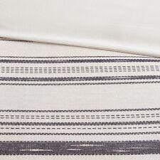 Madison Park Meir Indigo White 3 Piece Cotton Printed Duvet Cover Set Mp12-5836