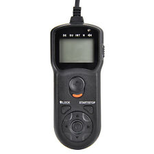 Timer Remote Control Interval Shutter Release for Pentax K-70 Replace CS-310