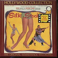 SILK STOCKINGS - Fred Astaire - LP Soundtrack MINT + FILM POSTER