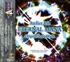 ORIGINAL SOUNDTRACK - ATELIER IRIS: ETERNAL MANA NEW CD