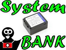 Batteria POTENZIATA DMW-BLB13 per PANASONIC DMC-L10K DMC-TS5 DMC-TZ40 DMC-TZ41