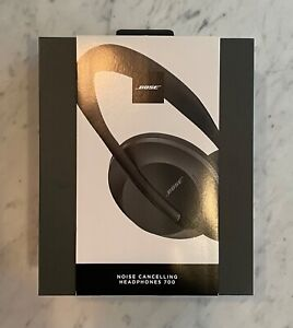 BOSE 700 Noise Cancelling Headphones (Black) - New in Box - Sealed