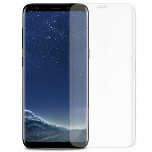 Full Cover Tempered Glass Screen Protector For Samsung Galaxy Note 8 S7Edge