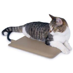 "K&H PET PRODUCTS 3060 Tan EXTREME WEATHER KITTY PAD TAN 9"" X 12"" X 0.5"""