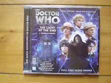 Doctor Who The Light at the End, 2013 Big Finish audio book CD