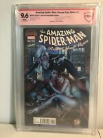 Amazing Spider-Man: Renew Your Vows 2E J. Scott Campbell Variant 9.6 CBCS Signed