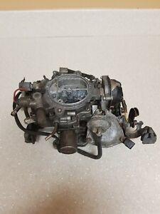 1987-93 only Mazda B2200 Factory carburetor OEM 87-93 only USED
