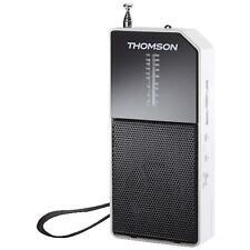 Thomson RT205 Mini Taschen Radio Pocket Reiseradio MW FM UKW Küchenradio