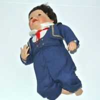 Spanish Doll Boy by Yolanda Bello for Ashton Drake LE Vintage 1993 Porcelain