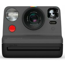 Polaroid Now Instant Camera - Black