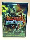 Godzilla vs. Biollante DVD,2012 Factory Sealed /USA FORMAT/ NTSC/ RARE/Region 1