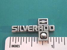 Chevy  SILVERADO emblem -  hat  pin , lapel pin ,  tie tac , hatpin GIFT BOXED