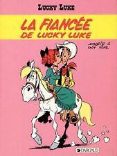LUCKY LUKE La Fiancée de Lucky Luke EO 1985 Très bon état