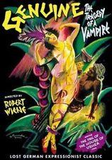 Genuine Tragedy of a Vampire - DVD Region 1