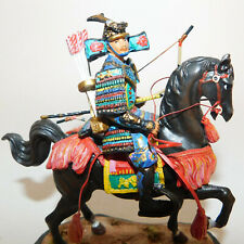 Mounted Chinese Warrior Imperial Very Detailed Bow Arrow Uniform