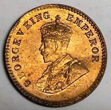 # C2577    INDIA     COIN,     1/12  ANNA     1919-C
