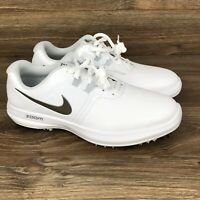 Nike Air Zoom Victory Men's Size 8.5 White Golf Shoes NEW AQ1524-100