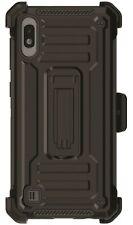 Belt Clip Galaxy A10 Hybrid Case with Kickstand Thin Fit Ghostek Iron Armor 2