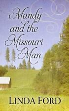 Mandy and the Missouri Man (Thorndike Press Large Print Clean Reads)-ExLibrary