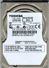 "Toshiba 320GB,Internal,5400 RPM,6.35 cm (2.5"") (MK3276GSX) Desktop HDD"