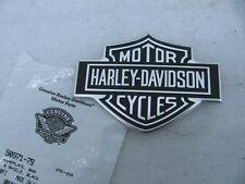 one NOS Harley Davidson Badge Emblem 90971-79 Shovelhead Sportster Sturgis ?