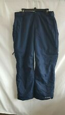 Columbia Men's Snow Gun Pants, Collegiate Navy, XL