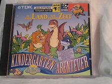 In einem Land vor unserer Zeit  -  Kindergarten-Abenteuer