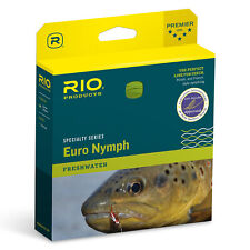 Rio Fly Fishing Freshwater Fips Ultra Thin High Visibility Euro Nymph Line