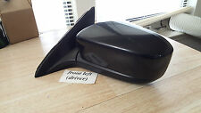 2003-2007 honda accord 4dr  front driver side mirror foldable b92p d1