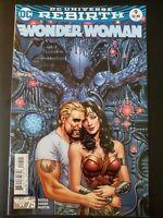 WONDER WOMAN #9a (2016 Rebirth DC Comics) ~ VF/NM Comic Book