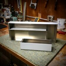 Custom Amp Chassis w/ Optional IEC Knockout