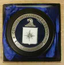 Authentic CIA Central Intelligence Agency Hockey Puck Ottawa Station Canada