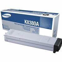 Genuine Samsung CLX-8380 Black Toner Cartridge,  CLX-8380ND  CLX-K8380A