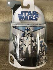 Star Wars Black Series 50th Anniversary Clone Pilot Hawk Target Exclusive
