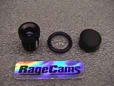 RAGECAMS 6MM MEGA PIXEL LENS NO FISHBOWL for CONTOUR ROAM Contour PLUS+ Contour