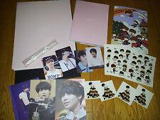 "shinee taemin my fairy 2014 calendar "" everyday i love u "" photobook photocard"