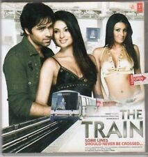 (BK146) The Train, Soundtrack various artists - 2007 CD