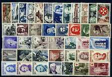 FRANCE ANNEE COMPLETE 1956 NEUF ** SANS CHARNIERE