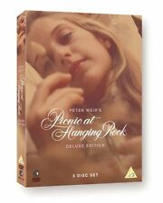 Picnic At Hanging Rock - DVD NEW & SEALED (3 Disc Deluxe Edition)