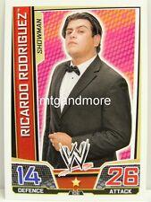 Slam Attax Superstars - #106 Ricardo Rodriguez