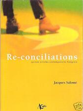 Re-conciliations - Artistes Hongrois - Acava - Jacques Salomé RECONCILIATIONS