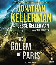 Jonathan Kellerman GOLEM OF PARIS Unabridged 11 CDs 15.5 Hours *NEW* FAST Ship!