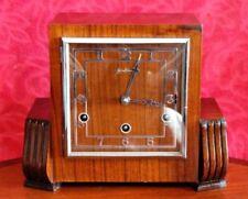 Antique, Post - 1900 Wooden Art Deco Antique Clocks