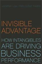 Invisible Advantage: How Intangibles Are Driving Business Performance-ExLibrary