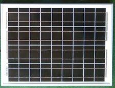 20W PV SOLAR PANEL BATTERY CHARGER CARAVAN MOTORHOME CAMPER 20 WATT 12 volt 12v