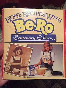 "Be-Ro Home Recipes ""Centenary Edition"""