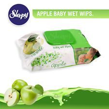 Sleepy Baby Wipes 240-count, with Apple Free Shipping [2 pieces]