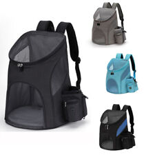 Pet Portable Carrier Backpack Travel Dog Cat Bag Comfort Mesh Carry Puppy
