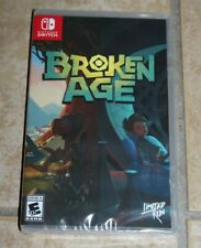 BROKEN AGE For NINTENDO SWITCH - LIMITED RUN GAMES #16 - BRAND NEW - SEALED 016